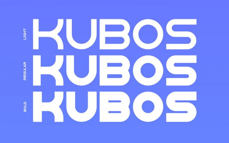 Kubos fonte grátis